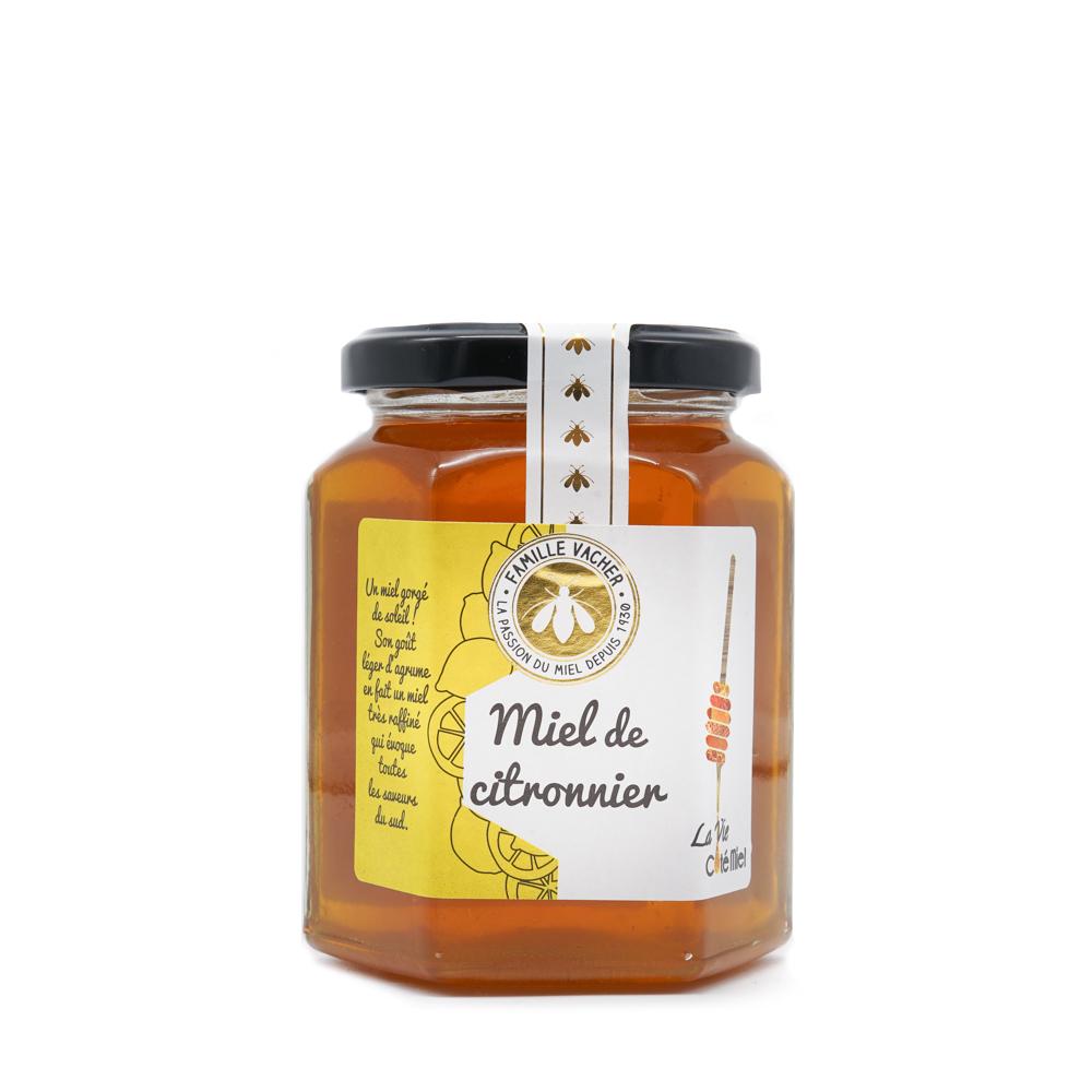 Miel de citronnier 375g