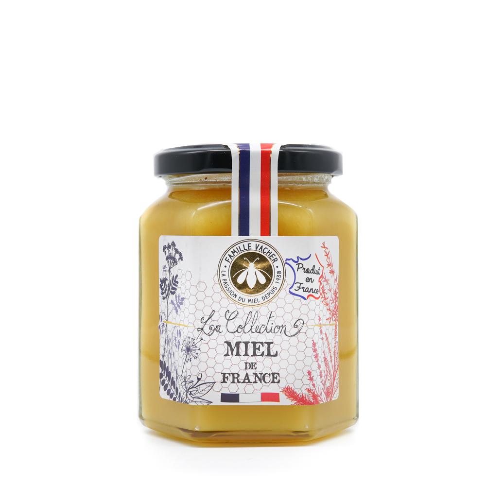 Miel de fleurs de France 375g