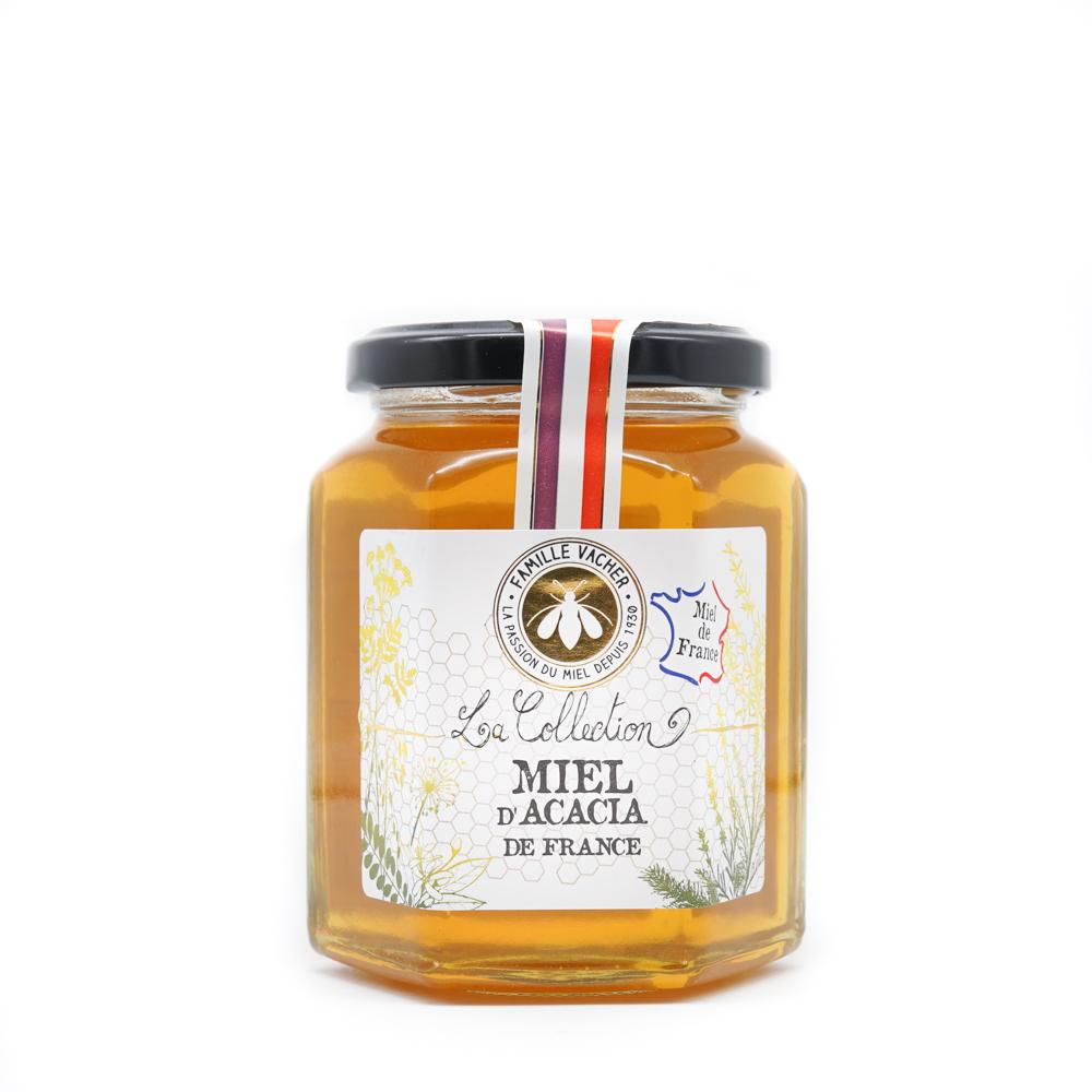 Miel d'acacia de France 375g