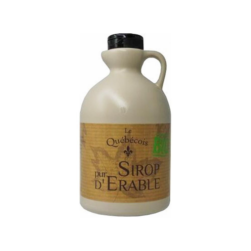 Sirop d'érable bio 1 litre