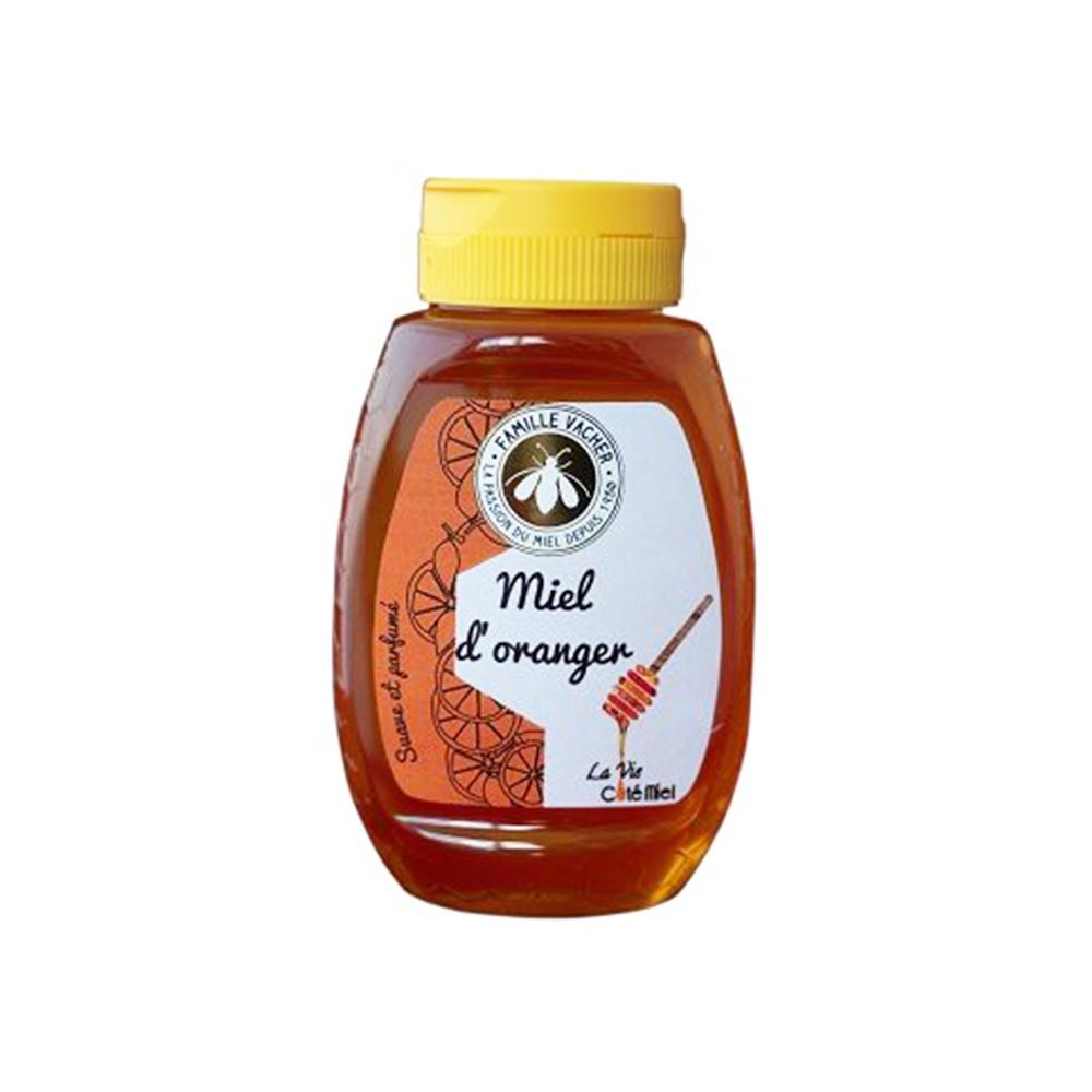 Miel d'oranger squeezer 250g