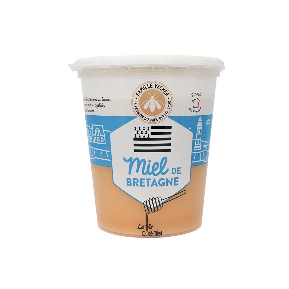 Miel de Bretagne crémeux 500g