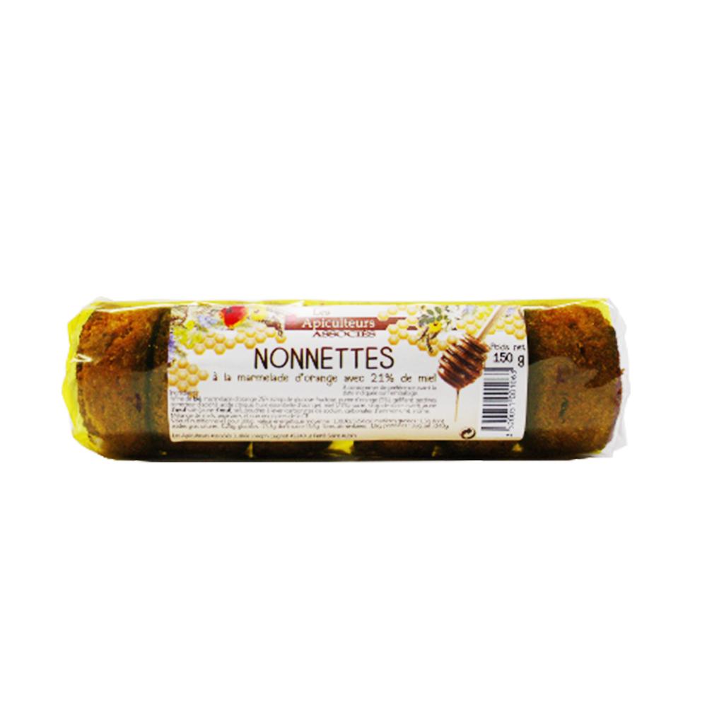 Nonnettes 21% miel 150g